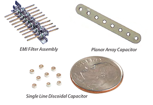 EMI Filter Assembly
