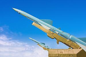 IF SAW Filters for Missile Guidance Systems