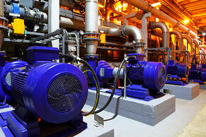 Filtered Connectors Industrial Motors