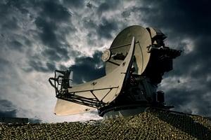 Low Phase Noise Oscillators Satellite Communications