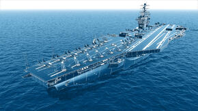 Power Filters Degaussing Systems Aircraft Carriers