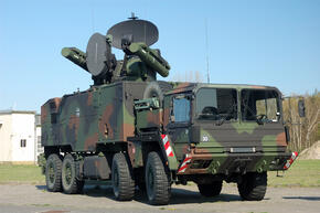 SMPS Capacitors for Military Radar Systems