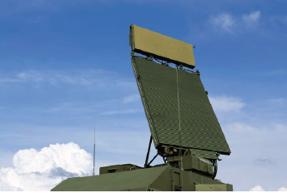powerfilm and phased array radar